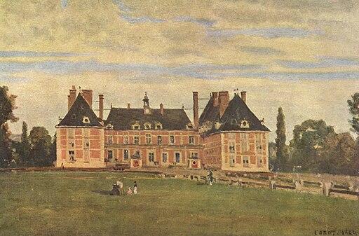 Jean-Baptiste-Camille Corot - Château de Rosny