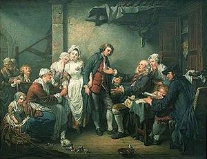 The Laundress (Greuze)