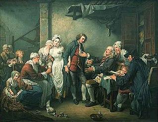 painting by Jean-Baptiste Greuze