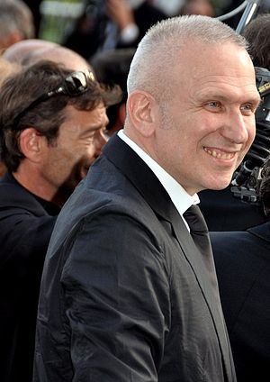 Jean-Paul Gaultier - Gaultier at the 2011 Cannes Film Festival