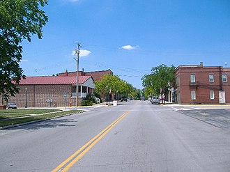 Jeffersonville, Ohio - Image: Jeffersonville, Ohio