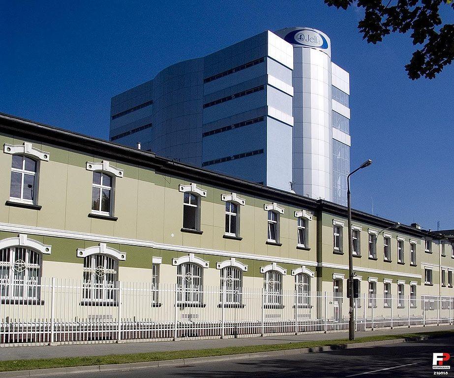 Plik:Jelenia Góra, Przedsiębiorstwo Farmaceutyczne JELFA
