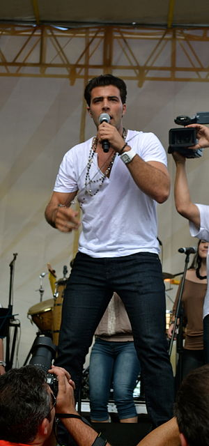 The Passion (U.S.) - Jencarlos Canela in 2012