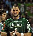 Jens Tiedtke 2 DKB Handball Bundesliga HSG Wetzlar vs HSV Hamburg 2014-02 08 047.jpg