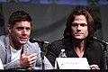 Jensen Ackles & Jared Padalecki (7606282174).jpg