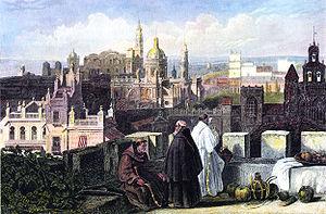 Jerez de la Frontera - Jerez in 1835