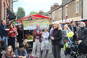 Jericho, Oxford - Jericho Street Fair.