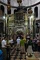 Jerusalem Holy Sepulchre BW 14.JPG