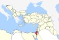 Jerusalem Mutasarrifate, Ottoman Empire (1900).png