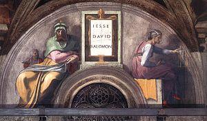 Jesse - David - Solomon