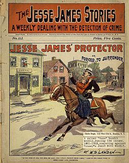 Cultural depictions of Jesse James Jesse James as depicted in media