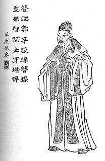 Jia Xu Cao Wei politician