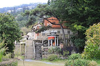Caoan Manichean temple in Fujian province, China
