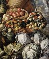 Joachim Beuckelaer - Market Woman with Fruit, Vegetables and Poultry (detail) - WGA02120.jpg