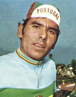 Joaquim Agostinho Portuguese cyclist