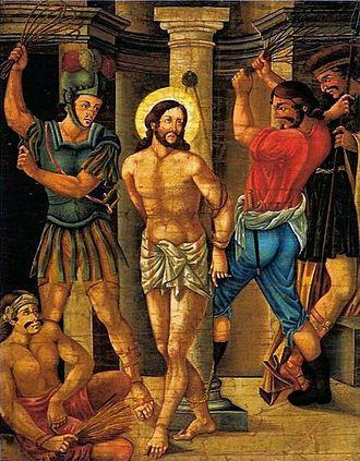 Museu Afro Brasil - Image: Joaquim José da Natividade Bandeiras da Procissão de Cristo
