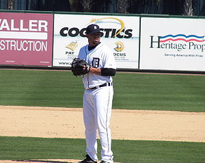 Joel Zumaya - Zumaya with the Detroit Tigers in 2009