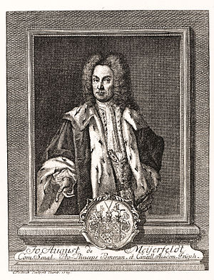 Johan August Meijerfeldt - Johan August Meijerfeldt