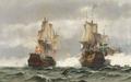 Johan Neumann - Slaget i Køge Bugt.png