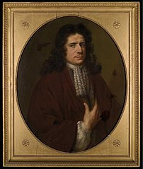 Portret van Pieter Michielsz. Baelde (1659-1735)
