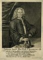 Johann Jacob Hartlieb. Line engraving by A. C. Fleischmann. Wellcome V0001460.jpg