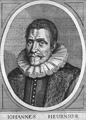 Johannes Heurnius