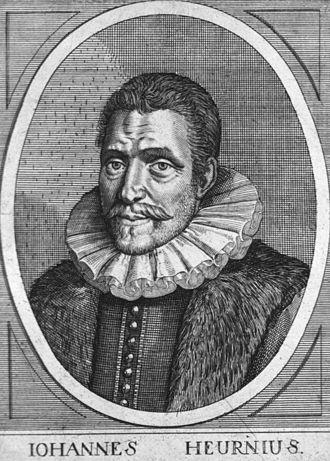 Johannes Heurnius - Johannes Heurnius
