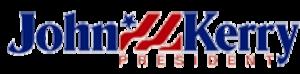 John Kerry presidential campaign, 2004 - John Kerry 2004 original campaign logo