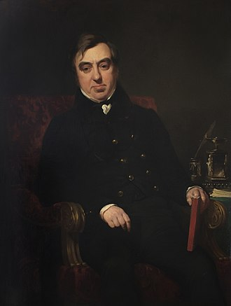John Ayrton Paris - John Ayrton Paris c. 1838