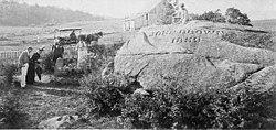 John Brown's grave - 1896 S R Stoddard.jpg