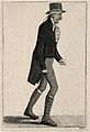 John Brown, an eccentric philospher. Etching by J. Kay, 1819 Wellcome V0007011.jpg