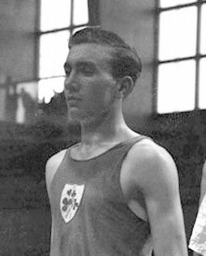 John McNally (boxer) - McNally at the 1952 Olympics
