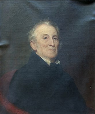 John Trumbull - John Trumbull, painted by James Frothingham