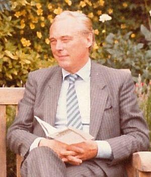 John Vassall - John Vassall, photographed in 1984