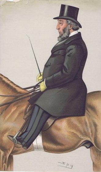 John Whittaker Ellis - Image: John Whitaker Ellis Vanity Fair 4 November 1882