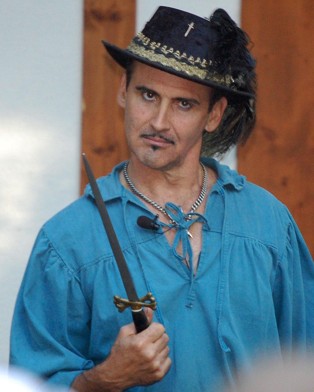 Johnny Fox (performer) - Wikipedia