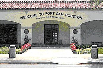 Joint Base San Antonio - Fort Sam Houston
