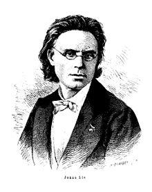 ヨナス・リー - Wikipedia