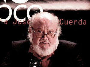 José Luis Cuerda, director de cine español.
