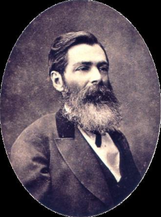 José de Alencar - José de Alencar, c. 1870