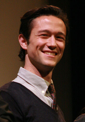English: Joseph Gordon-Levitt at the promotion...