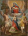 Josip Egartner - Pietà s Sv. Boštjanom, Sv. Nežo in Sv. Štefanom.jpg