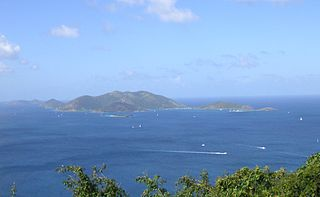 Jost Van Dyke Smallest of the four main islands of the British Virgin Islands