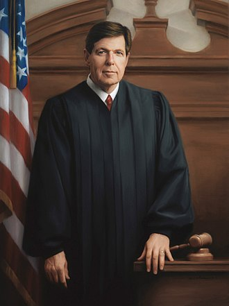 Michele Rushworth - William F. Downes's official portrait for the Cheyenne Federal Courthouse was painted by Michele Rushworth
