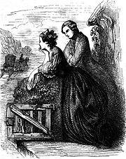 Illustration de La Nouvelle Héloïse de Jean-Jacques Rousseau