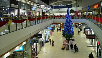 Jumbo shopping centre - Jumbo during the Christmas season
