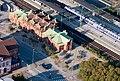 Kävlinge station–flygbild 06 september 2014.jpg
