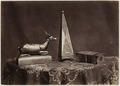 KITLV 40157 - Kassian Céphas - Three heirlooms of the Sultan of Yogyakarta - Around 1895.tif