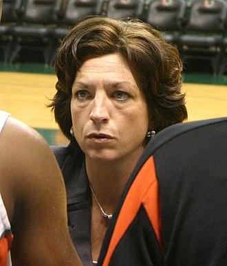 Katie Meier - Meier in 2008