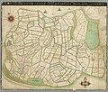 Kaart van de generale dijkage van Voorne (1661) Nicolaas Stampioen.jpg
